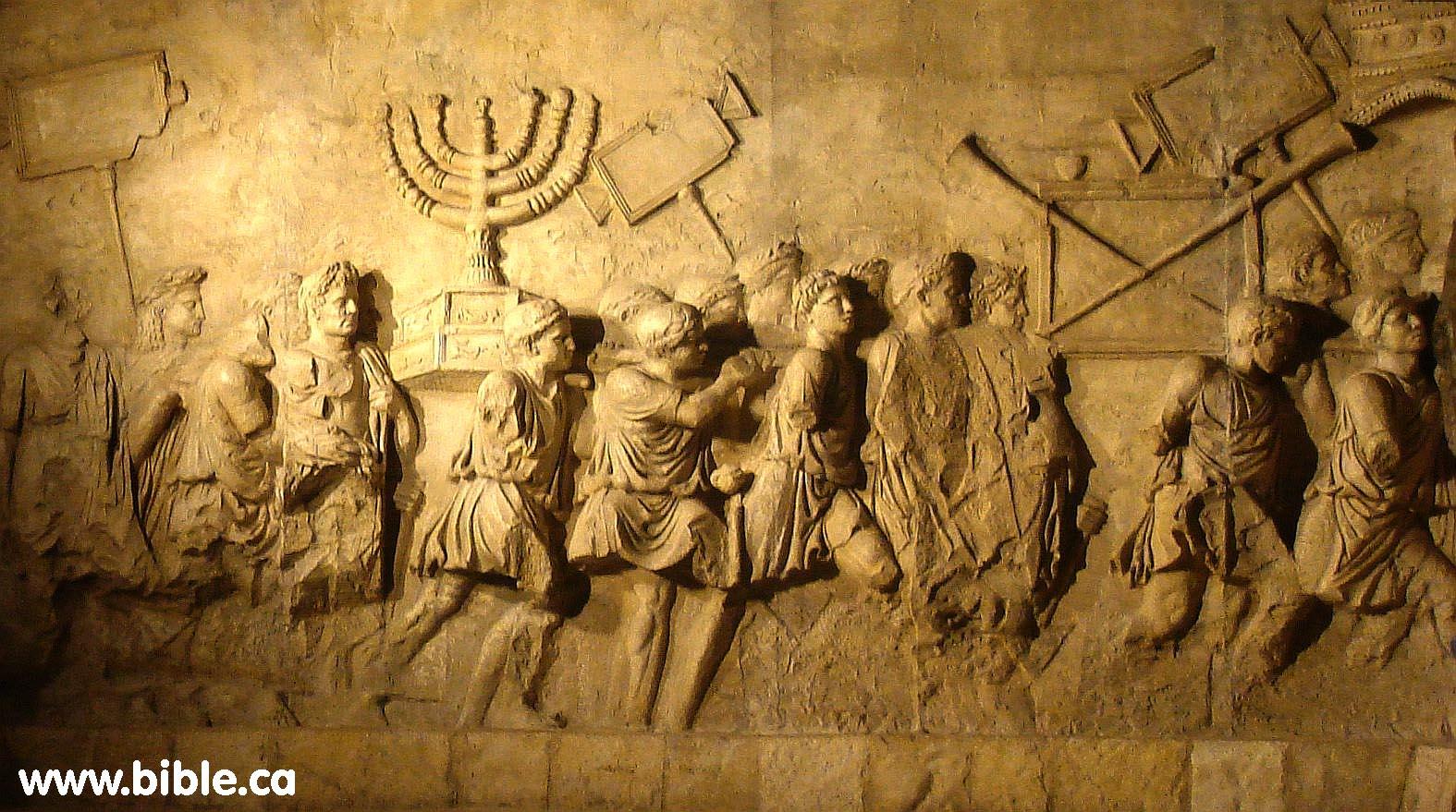 premillennialism-destruction-jerusalem-70ad-titus-arch